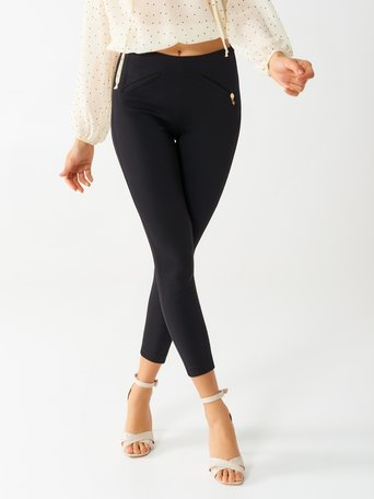 Panta-Leggings Nero - CFC0073433003B001