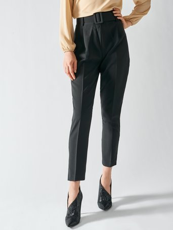 Trousers Black - CFC0094241003B001