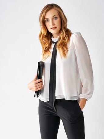 Shirt / Blouse White - CFC0094439003B021