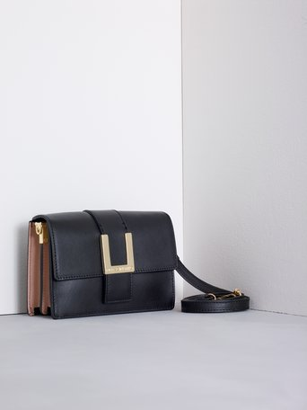 Gold Mini Bag var black - ACV0012247003B473