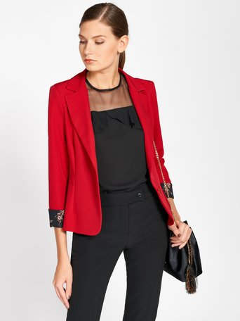 Jacket / Coat Red - CFC0094216003B081