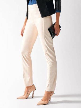 Trousers White Cream - CFC0094182003B036