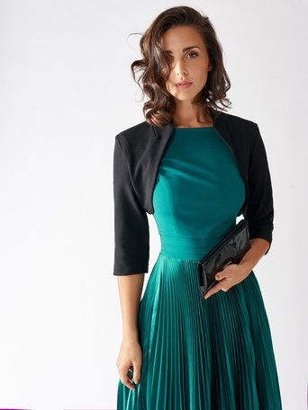 Dress Verde Pavone - CFC0095360003B520