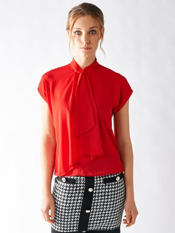 Shirt / Blouse Red - CFC0095269003B081