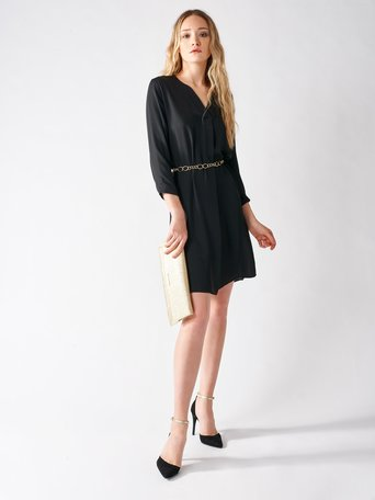 Dress Black - CFC0095240003B001