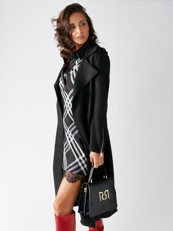 Short Tartan Dress var black - CFC0095053003B473