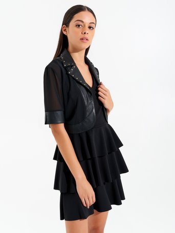 Jacket / Coat Black - CFC0097306003B001