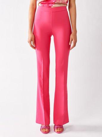Flare Trousers fuxia - CFC0097495003B238