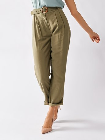 Trousers Militar green - CFC0097004003B159