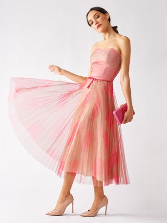 Dress var fuxia - CFC0097497003B447