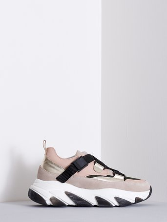 Sneakers Flatform Verde - CAL0006036003B141
