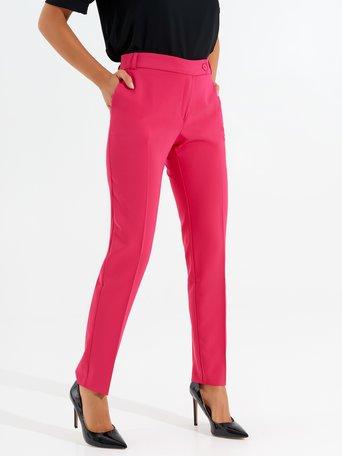 Pantalones de Cigarrillos Fuxia - CFC0097455003B238
