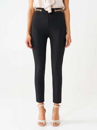 Skinny Trousers Black - CFC0097453003B001
