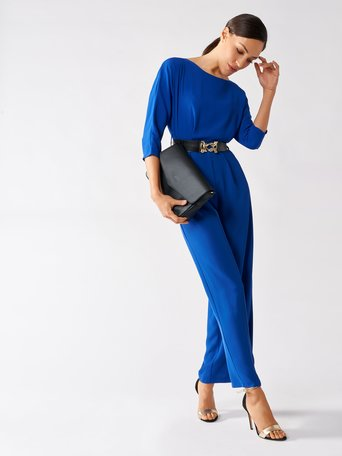 Jumpsuit Blue China - CFC0096815003B055