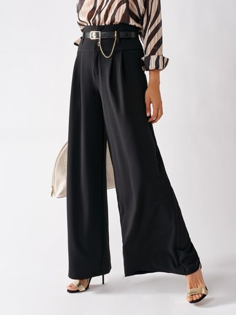 Trousers Black - CFC0017160002B001
