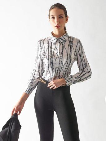 Рубашки / Блузки var ivory - CFC0097018003B435
