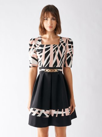 Dress var. Pink - CFC0097083003B476