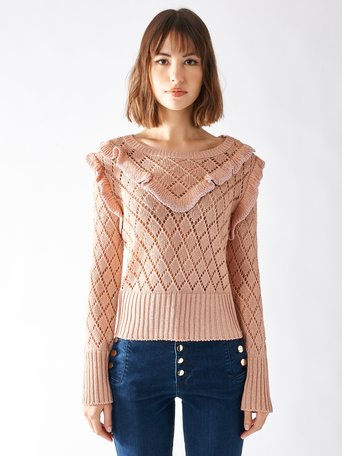 Sweater var. Pink - CFM0009594003B476