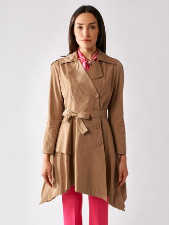 Trench Coat Beige - CFC0096936003B101