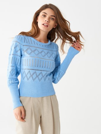 Sweater Light blue - CFM0009690003B061