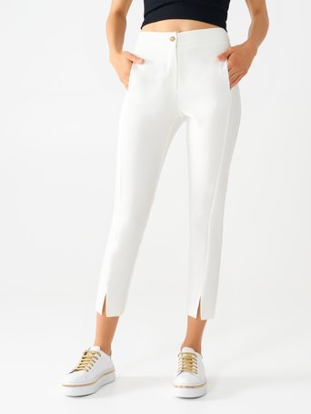 Trousers White - CFC0098404003B021