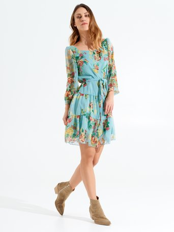 Dress var green water - CFC0017310002B494