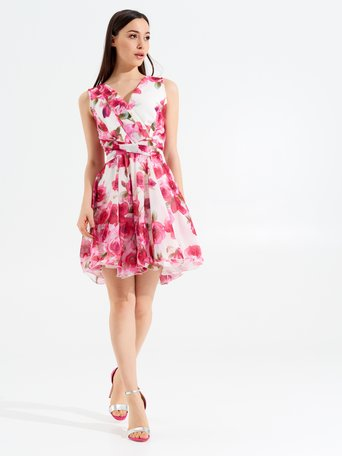 Dress var fuxia - CFC0098116003B447