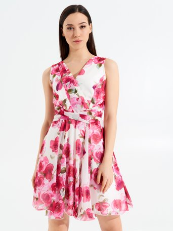 Dress var.Fuxia - CFC0098116003B447