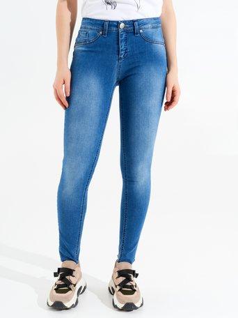 Jeans Skinny Blu Indaco - CFC0096804003B378