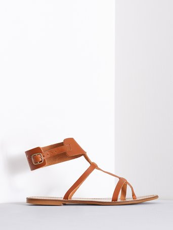 Shoe brown - CAL0006141003B402