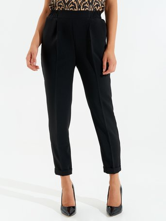 Trousers Black - CFC0098010003B001