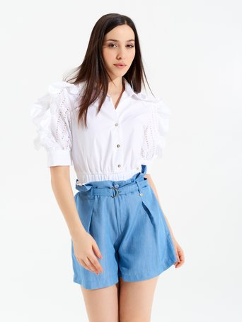 Shirt / Blouse White - CFC0098971003B021