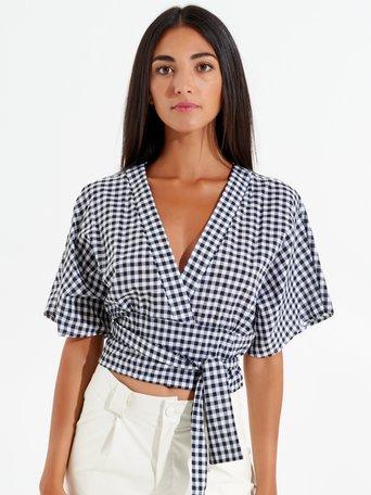 Рубашки / Блузки var black - CFC0098689003B473