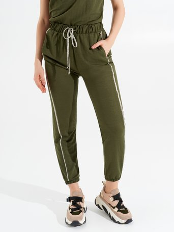 Trousers Militar green - CFC0098910003B159