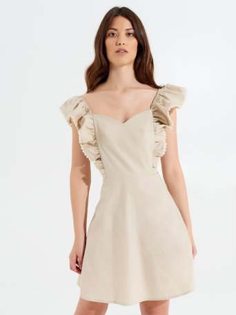 Dress Beige - CFC0098676003B101