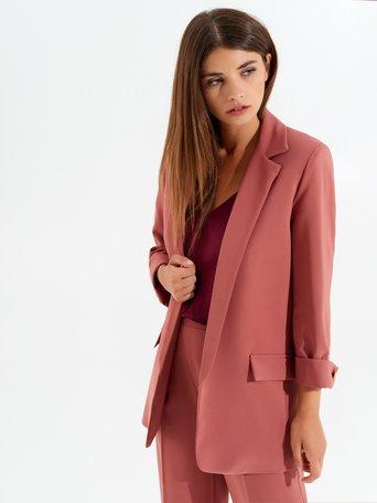 Jacket / Coat Rosa Cipria - CFC0098284003B385