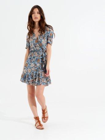 Платье var. Sky blu - CFC0099636003B428