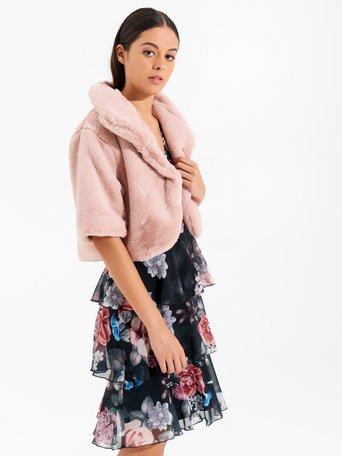 Jacket / Coat Pink - CFC0099931003B221
