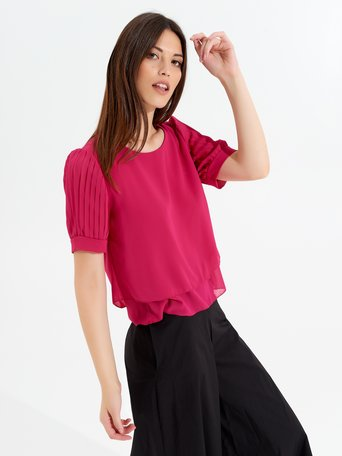 Camisa / Blusa Ciclamino Viola - CFC0099767003B365