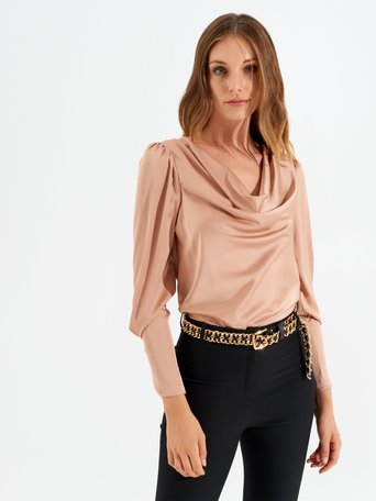 Рубашки / Блузки Rosa Cipria - CFC0099899003B385