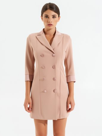 Robe blazer Rose - CFC0099966003B221