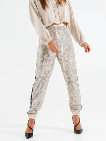 Trousers Silver - CFC0099498003B265