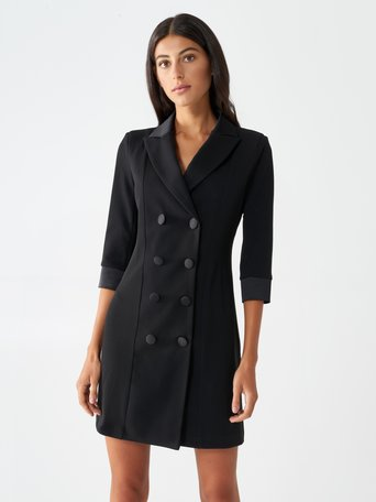 Blazer dress Black - CFC0099966003B001