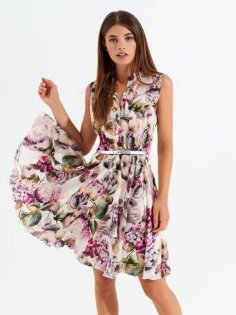 Flower bomb dress var. Pink - CFC0100171003B476