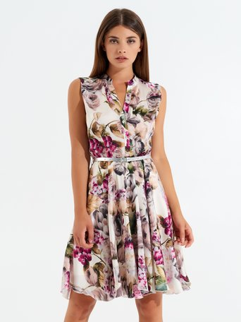 Vestido Var. Rosa - CFC0100171003B476