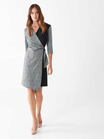 Dress Grau - CFC0100874003B241