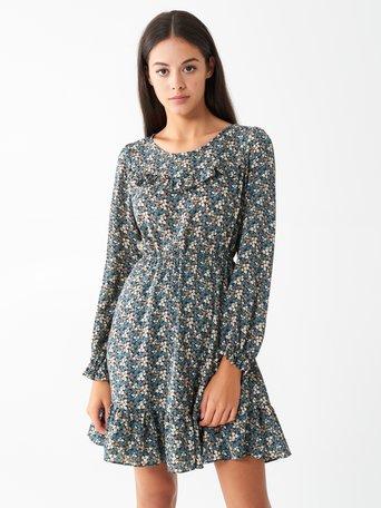 Dress var blue ottanio - CFC0100947003B444