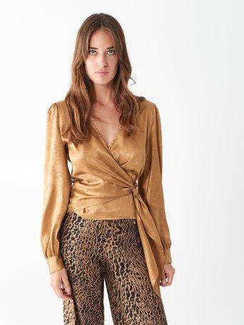 Camisa / Blusa Beige - CFC0017608002B101