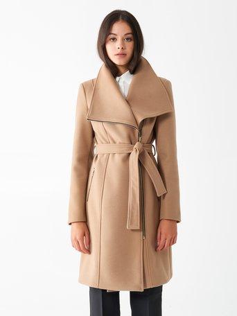 Aviator jacket Camel Beige - CFC0100897003B117