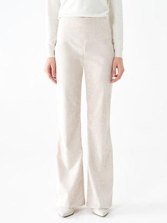 Trousers Ivory - CFC0101108003B038